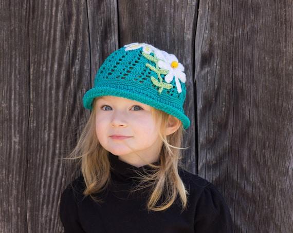 Cloche Hut hergestellt auf Bestellung-jede Größe häkeln | Etsy
