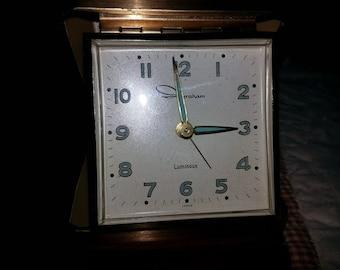 Ingram Traveling Alarm Clock