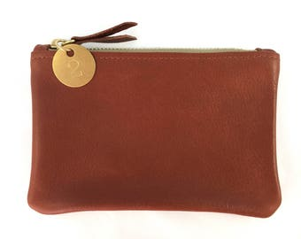 Small Coin Pouch (multiple colors)