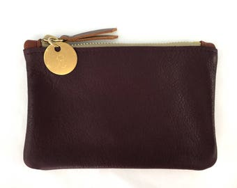 READY TO SHIP: Small Coin Pouch (multiple colors)