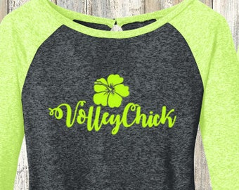 Volleyball Lauderdale Microburn Long Sleeve