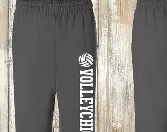 Volleyball Sweatpants with pockets