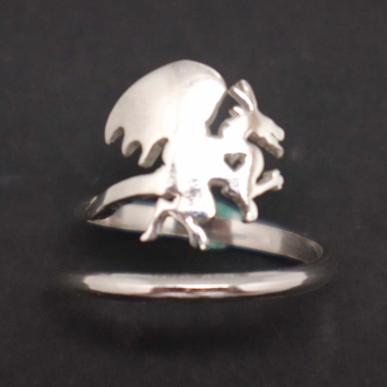 USA Seller Dragon Ring Sterling Silver 925 Animals Best Price Jewelry Selectable