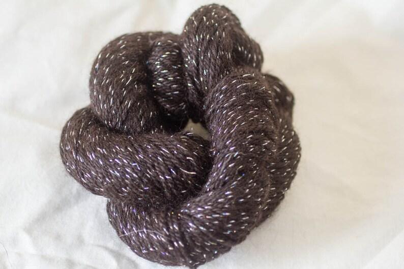 Bling Yarn in Silver