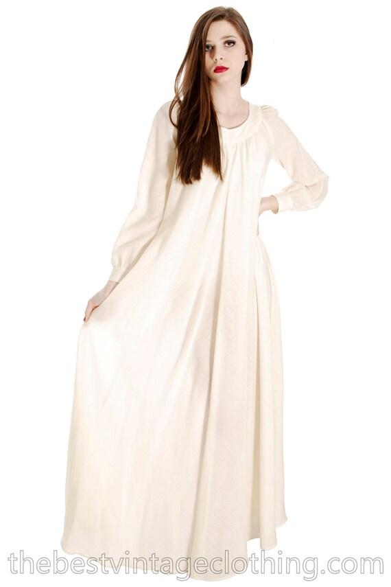 Sale Today Vintage Vuokko Designer Dress 1970s  I… - image 3
