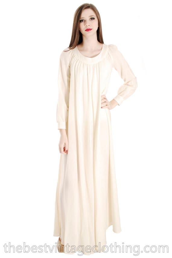 Sale Today Vintage Vuokko Designer Dress 1970s  I… - image 2