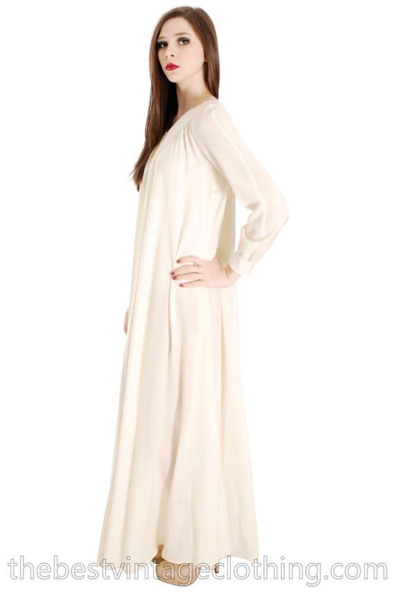 Sale Today Vintage Vuokko Designer Dress 1970s  I… - image 4