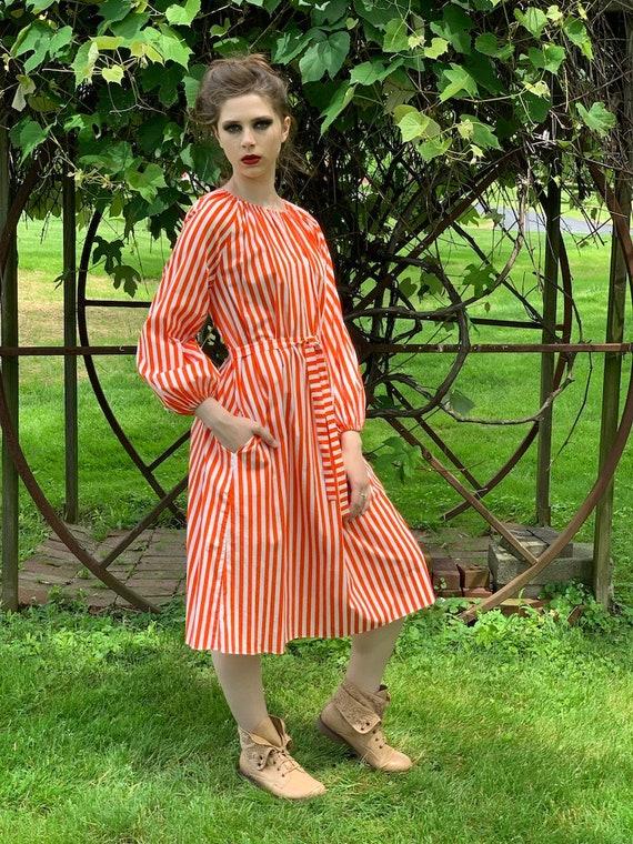 Sale Today Vintage Vuokko Jokapoika Womens S STRI… - image 9