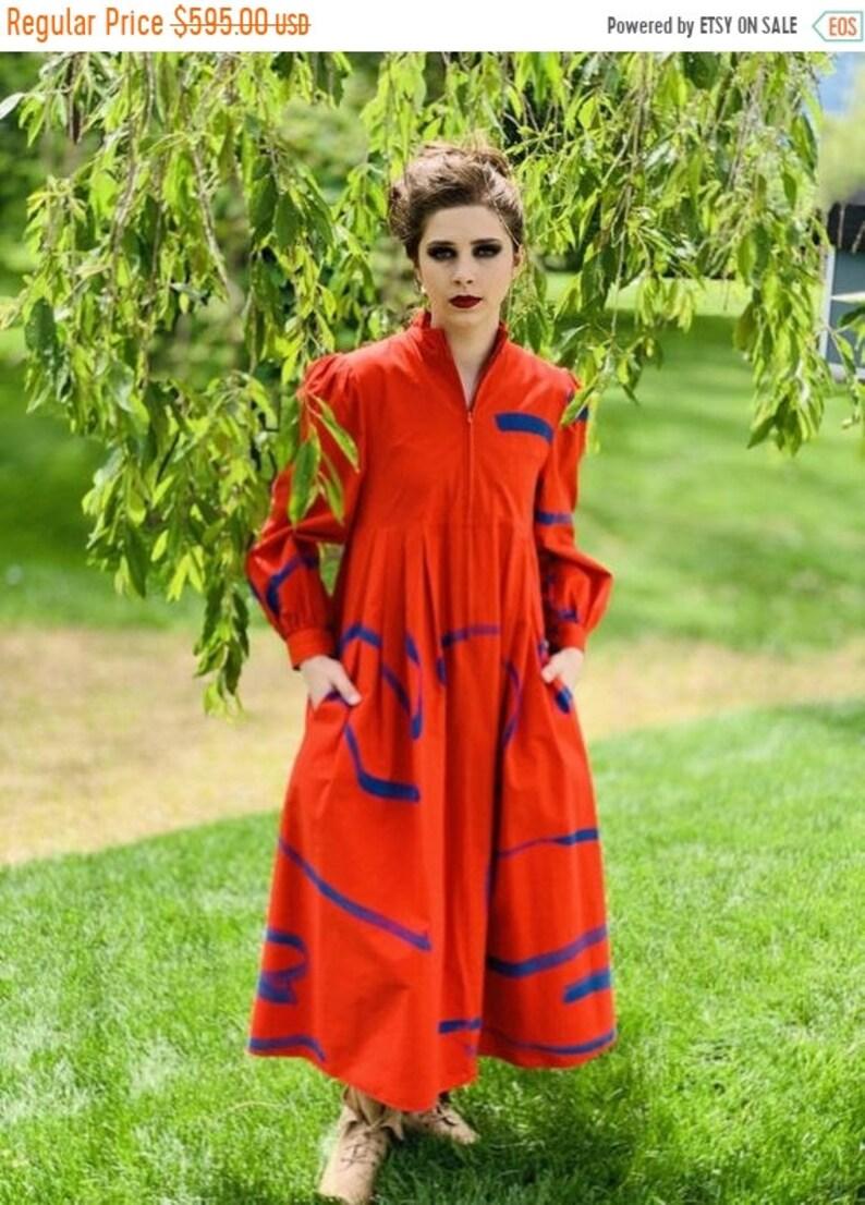 Limited Time 25% Off Vintage Vuokko Womens Dress  XXS Bright image 0