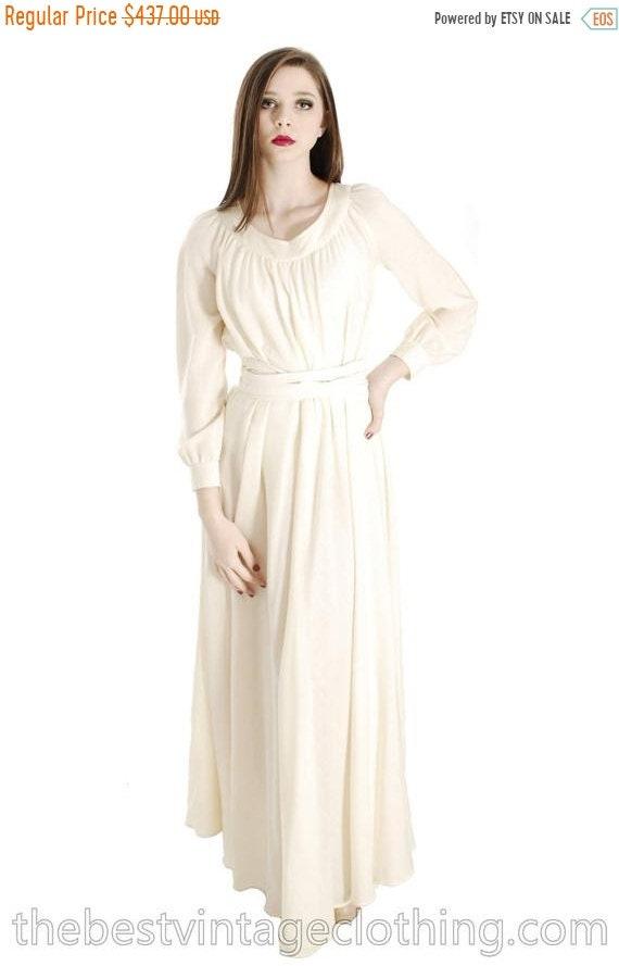 Sale Today Vintage Vuokko Designer Dress 1970s  I… - image 1