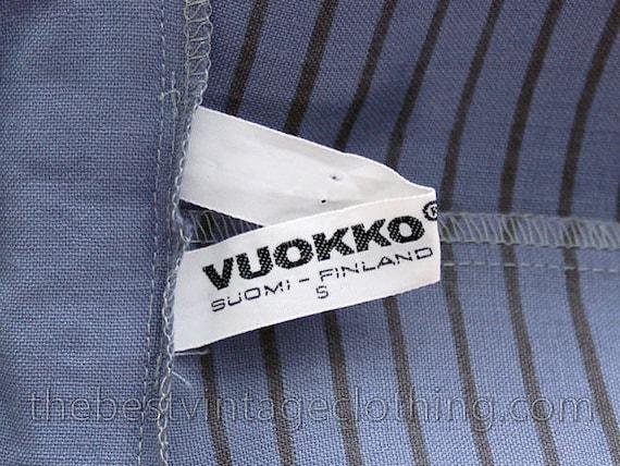 Sale Today Beautiful Vintage Vuokko Suomi Finland… - image 5