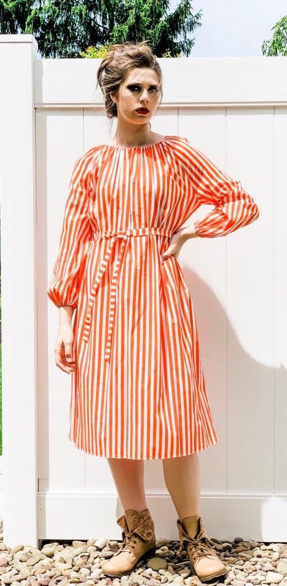 Sale Today Vintage Vuokko Jokapoika Womens S STRI… - image 2