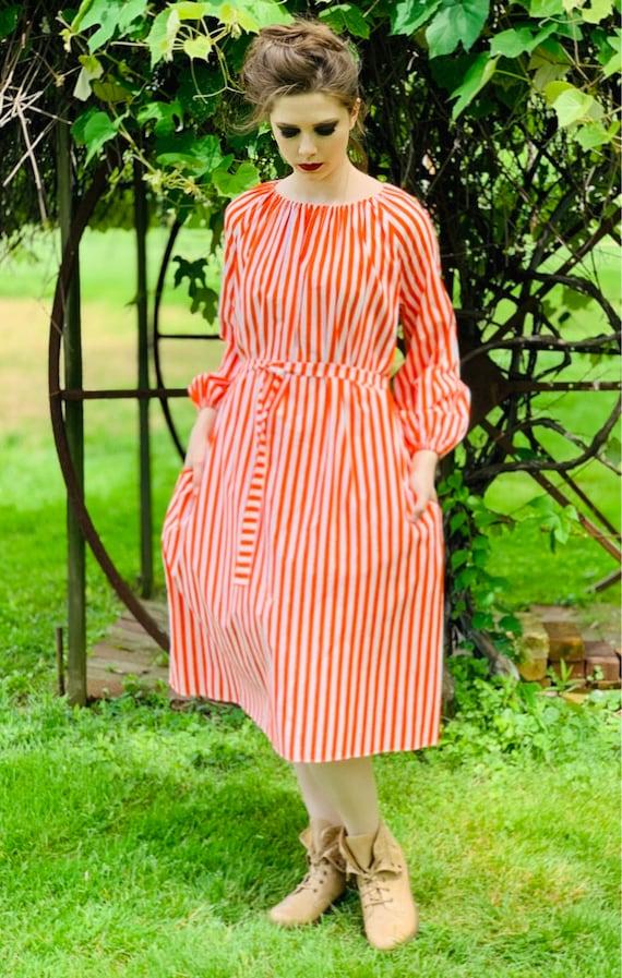 Sale Today Vintage Vuokko Jokapoika Womens S STRI… - image 5