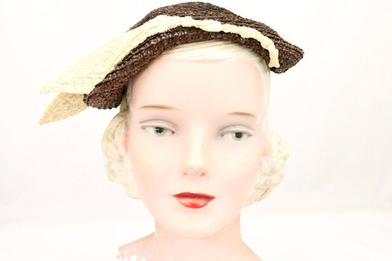 Vintage Russ Russell Jack O'Connell Hat 1950s Brow