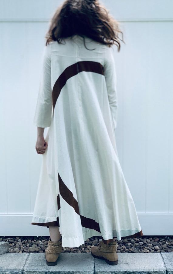 Sale Today Puolikas Vuokko Nurmesniemi Gown Trape… - image 5