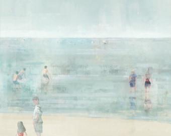 Quiet Home 002: Giclee Fine Art Print