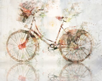 Flower Journey 02: Giclee Fine Art Print
