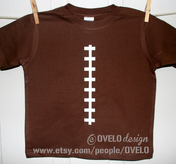 Football T-shirt for Toddlers and Kids