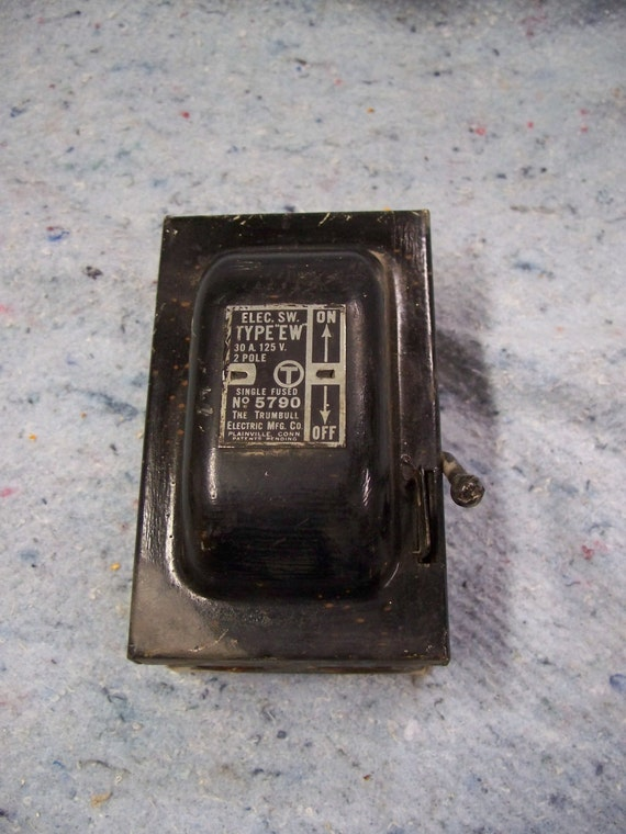 electrical box vintage fuse box lighting supply industrial decor rh etsystudio com Electrical Fuse Box for Dryer Car Fuse Box