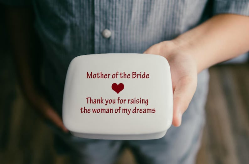 Mother of the Bride Gift from Groom  Mother of the Groom  image 0