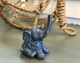 Elephant Ring Holder   Ring Tree   Ring Holder   Trunk Up