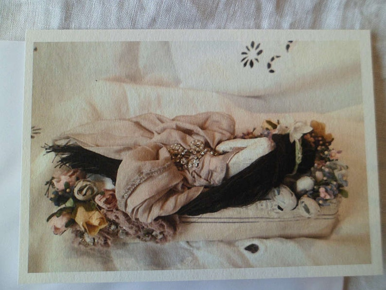 Snow White greetings card image 0