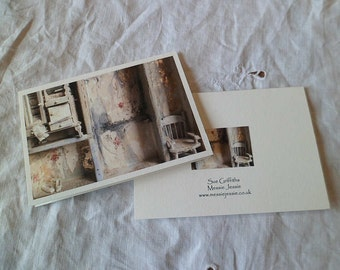 The Dolls House greetings card