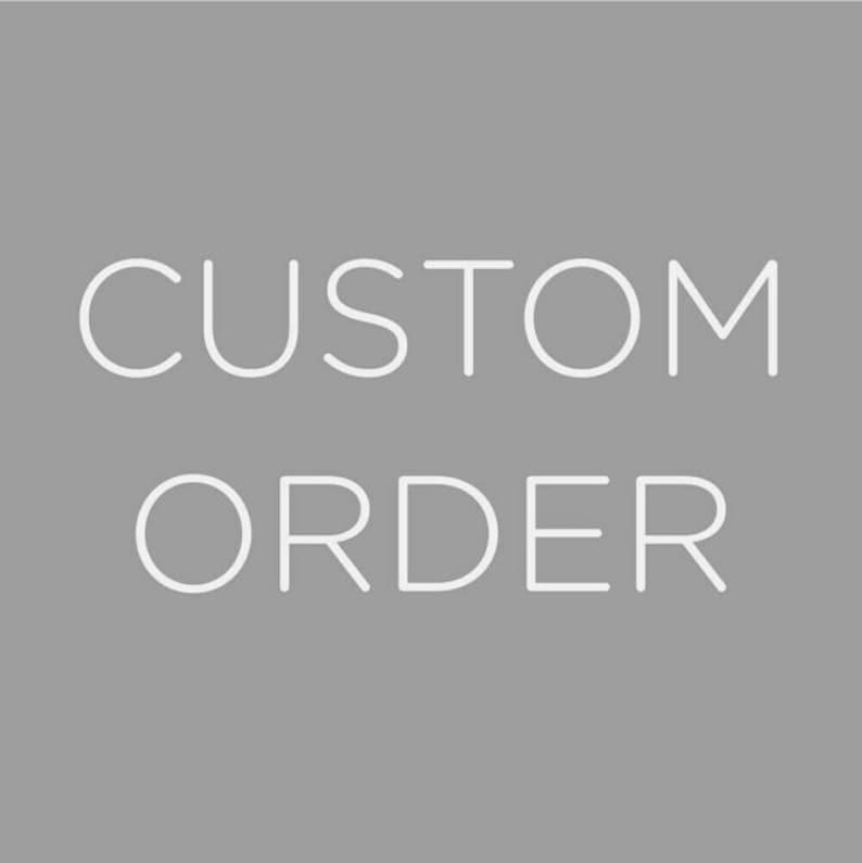 Custom order for SHARON image 0