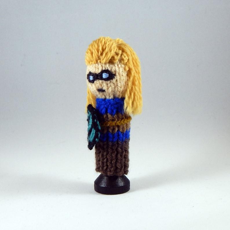 Lagertha Finger Puppet Katheryn Winnick Vikings