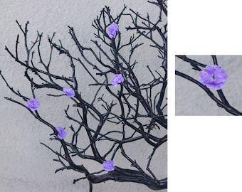 Silk Flowers (1 color) - Tree Accessory ONLY
