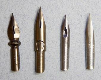 Dip Pen Nibs: Beginner Set #2
