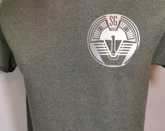 Stargate SG-1 T Shirt