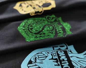 Hogwarts House Crest T Shirt