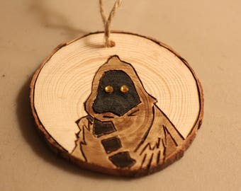 Star Wars Jawa Ornament