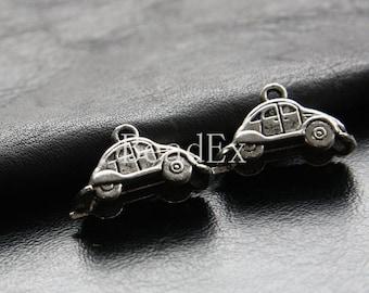 8pcs / Car / Oxidized Silver / Charms  (YA1618//A335A)