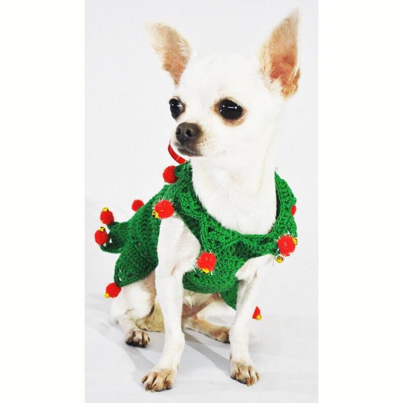 Christmas Pet Costumes.Christmas Dog Costumes Elf Santa Xxs Dog Clothes Unique Pet Costumes Christmas Puppy Sweater Handmade Crochet Df32 Free Shipping