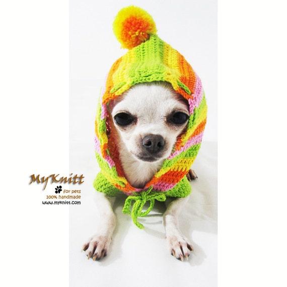 Hoodie del perro perro grande perro pequeño Rasta ropa ropa | Etsy