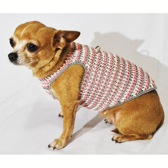Pastell rosa grau Hund Geschirr ersticken frei Welpen Kragen   Etsy