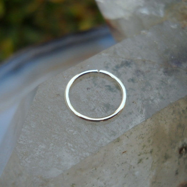 Belly Button Ring Navel Ring 14K Solid YellowRoseWhite Belly Button Hoop Belly Ring Body Jewelry Belly Piercing