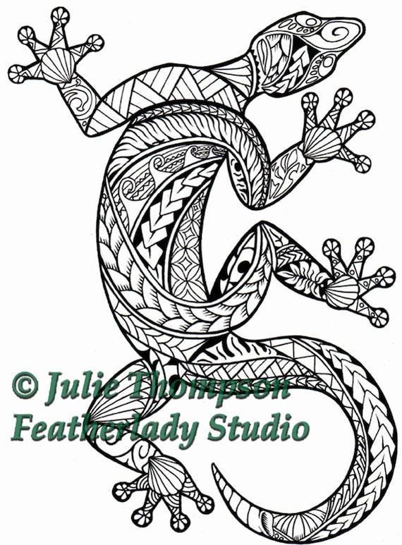Leopard Gecko coloring page | Free Printable Coloring Pages | 773x570