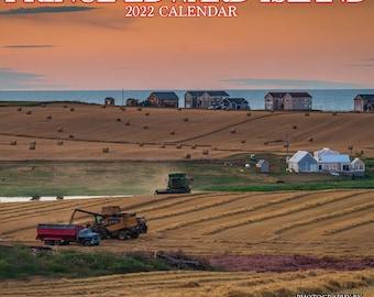 "2022 Large Prince Edward Island Wall Calendar, 12x11.5"", calendar, pei prints, pei photos,"