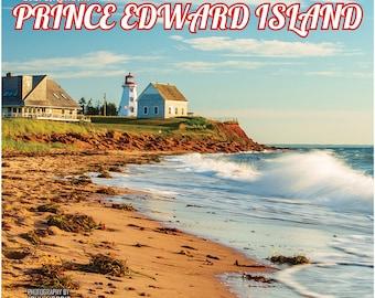"2021 Large Prince Edward Island Wall Calendar, 12x11.5"", calendar, pei prints, pei photos,"