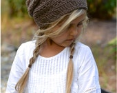 CROCHET PATTERN-The Cade Cap (Toddler, Child, Adult sizes) photo