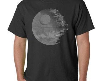 552236c7 DEATH STAR t shirt - Star Wars gift - Return of the Jedi shirt - star wars  nerd