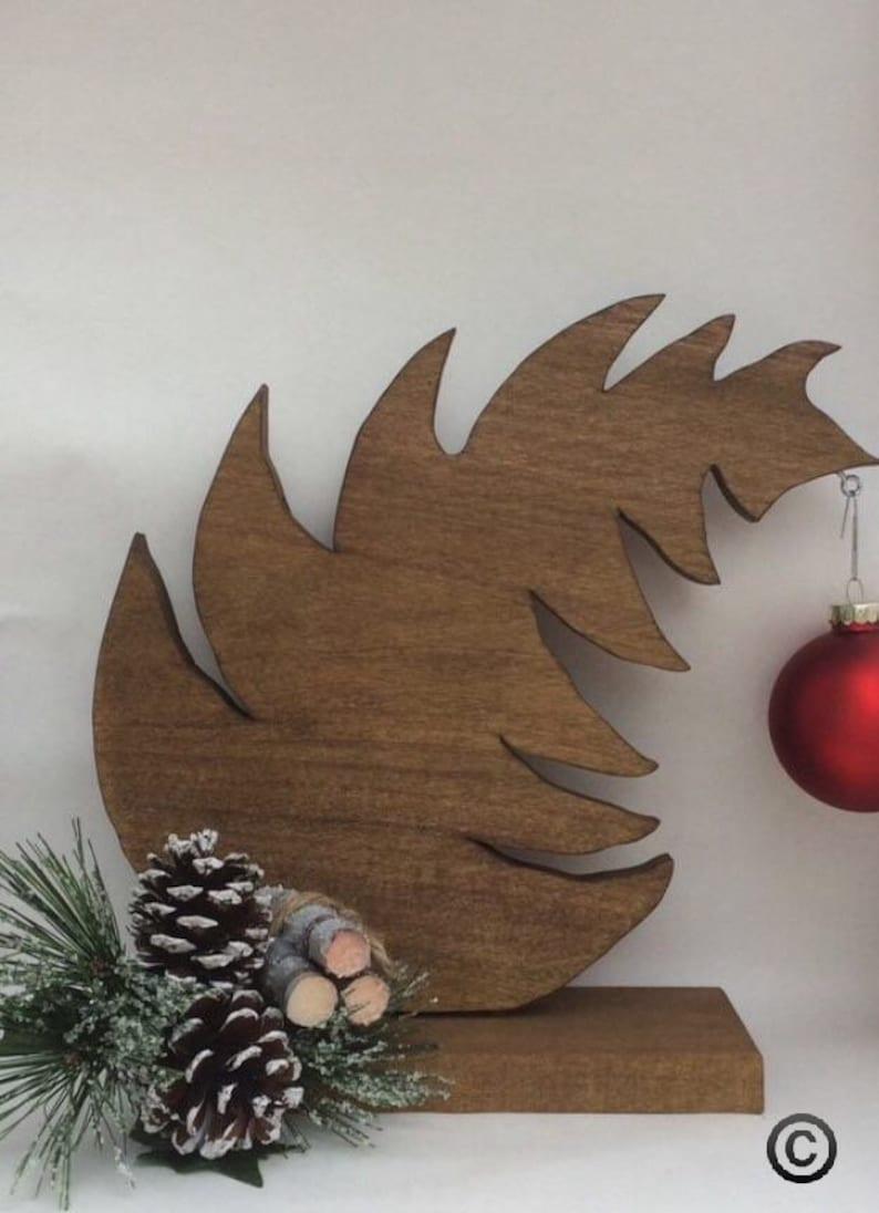 Christmas Tree Ornament Hanger Christmas Ornament Holder Christmas Ornament Display Stand Wooden Tree Ornament Stand