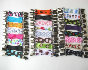 MITTEN CLIPS for Children - Toddler Mitten Clips - Mitt Clips for Kids- Glove Clips for Kids- Children's Sleeve Clip- Birthday Gift For Kids