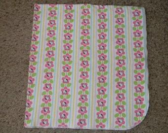 Hello Kitty XL Receiving Blanket