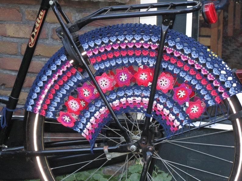 PDF Crochet Skirt Guards image 0