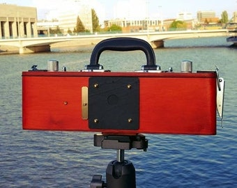 vermeer 6x24 cm panoramic curved plane pinhole camera