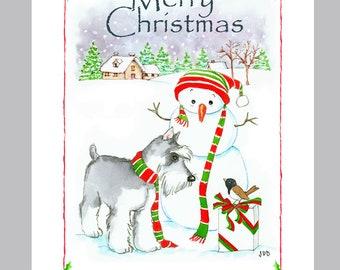 Basset Hound Christmas...